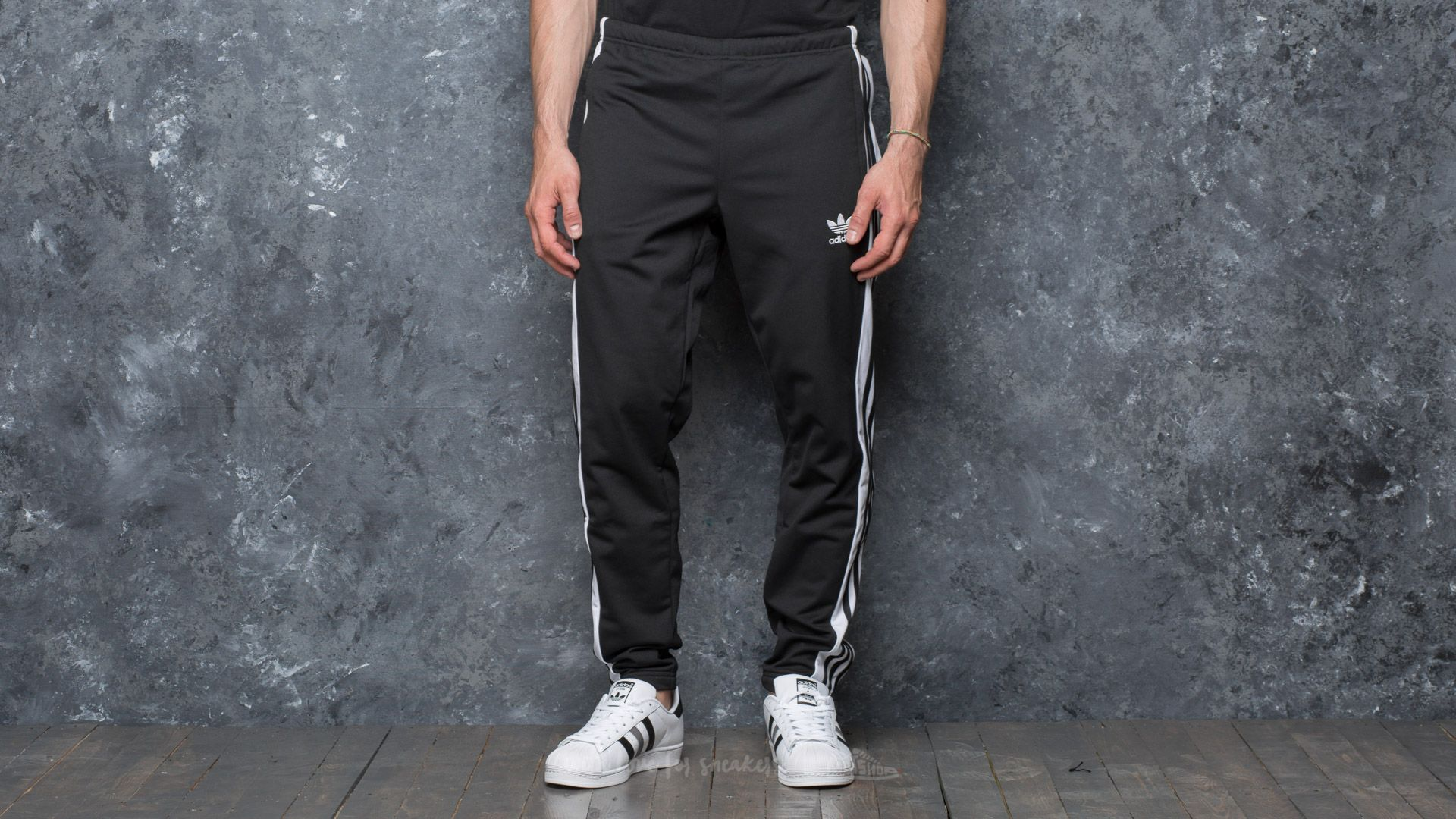 adidas Adibreak Track Pant Black | Footshop