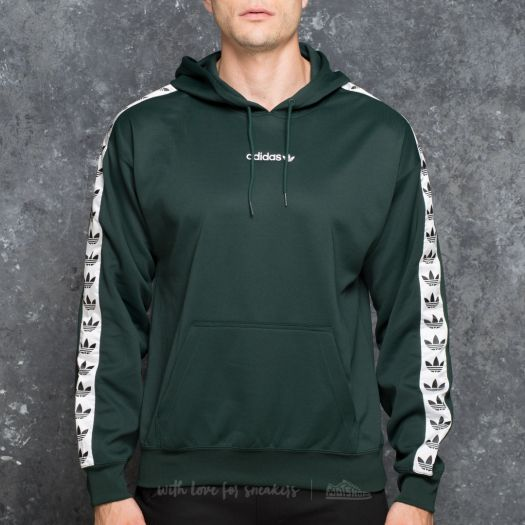 adidas TNT Tape Hoody Green Night White | Footshop