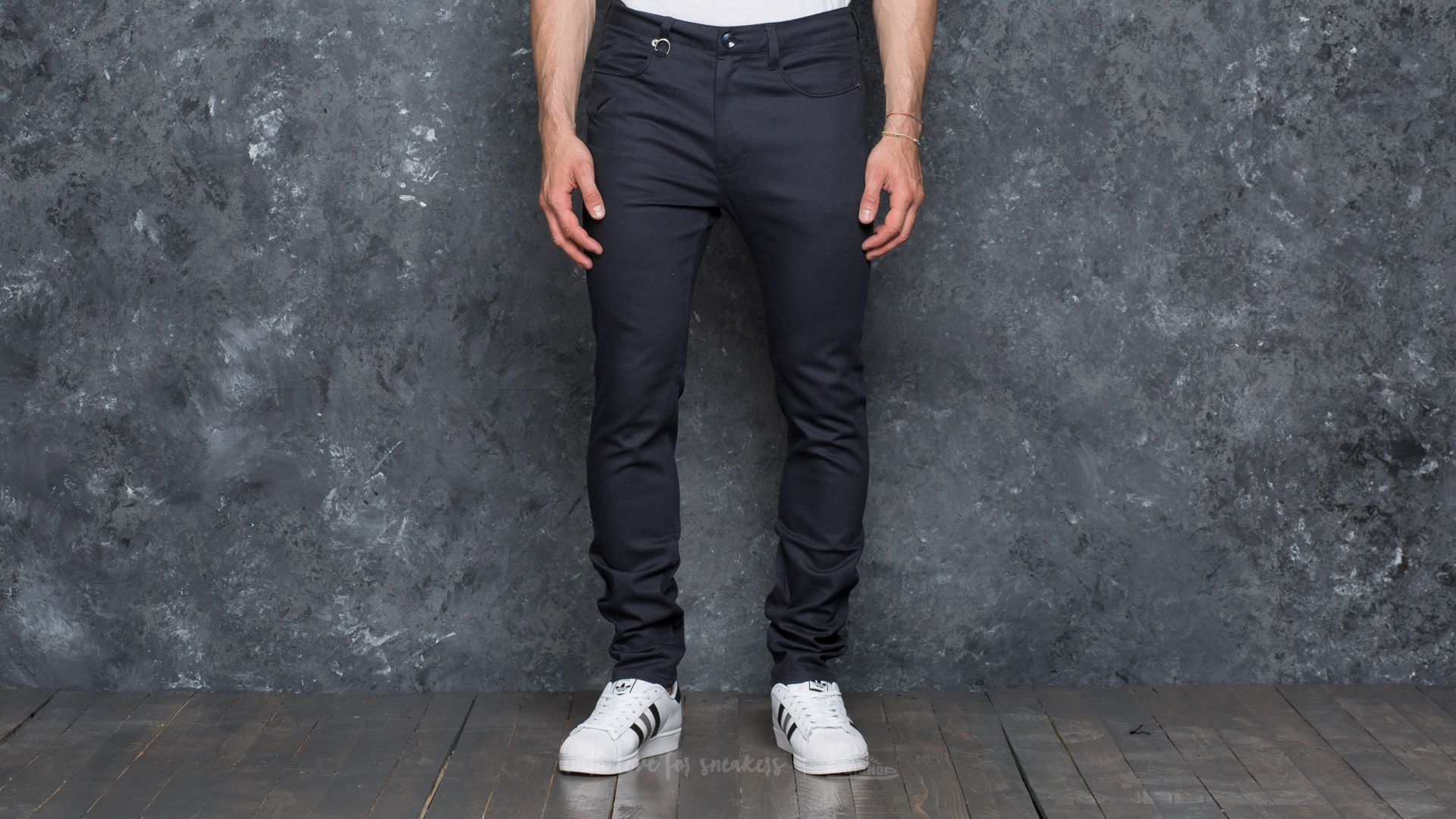 da1efc365f6b Publish Index Slim Classic Fit Pant Navy at a great price  65 buy at  Footshop