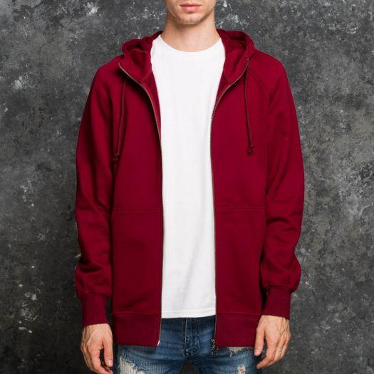 adidas hoodie tricolor burguni