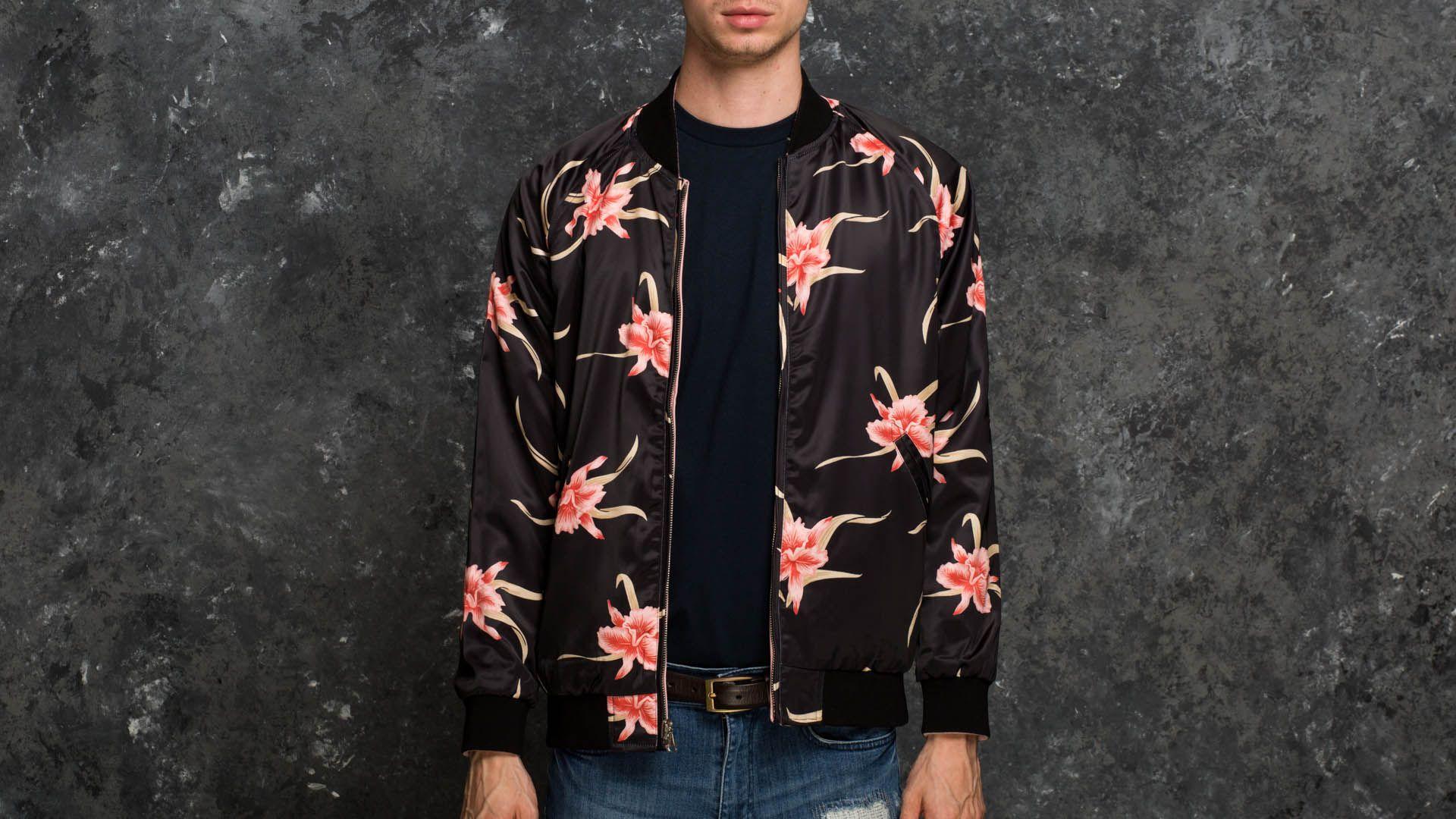 HUF Apparel Jacket Rakuen Souvenir
