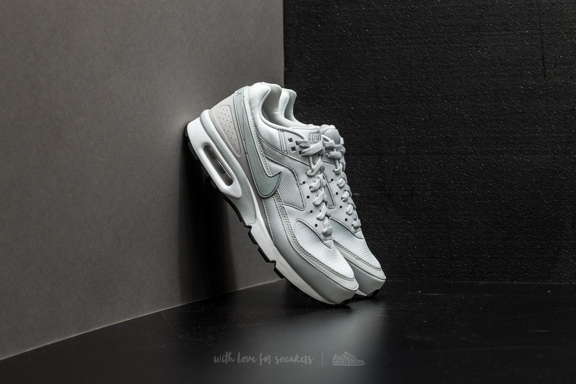 Nike Air Max BW, Scarpe da Ginnastica Uomo, Grigio Pure