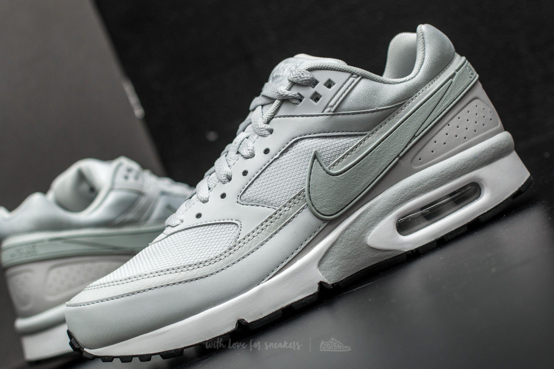 Nike Air Max Classic Bw Pure Platinum