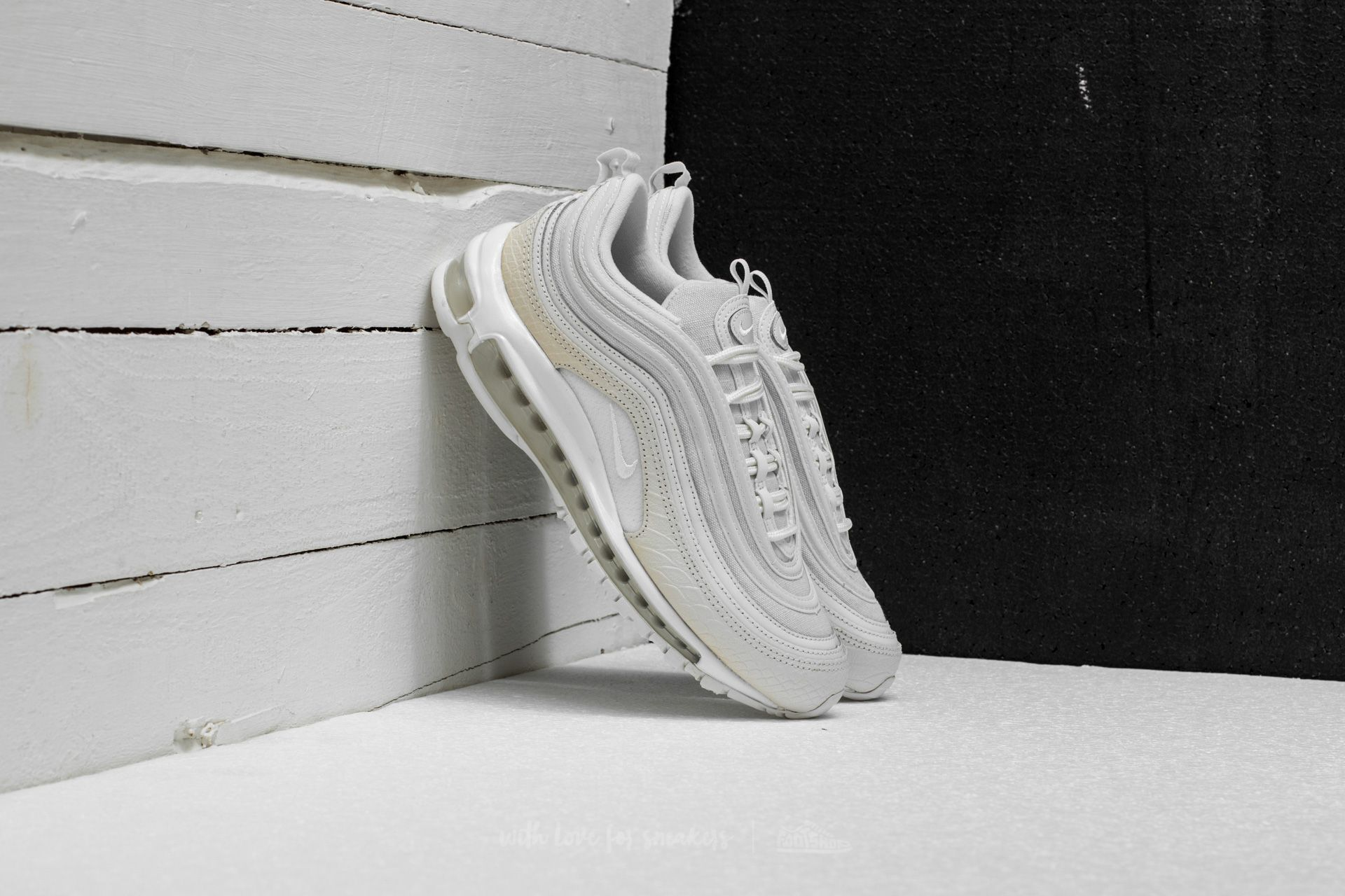 check out 3ce0e 19f98 Nike Air Max 97 Summit White/ Summit White | Footshop