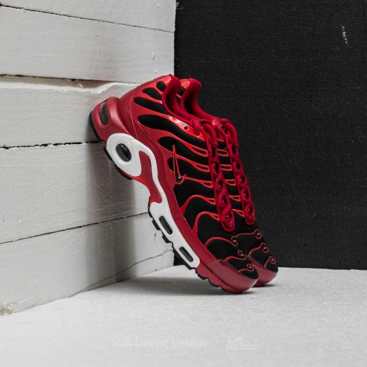 first rate 4f832 70f2d Nike Air Max Plus Tough Red/ Black-Chile Red | Footshop