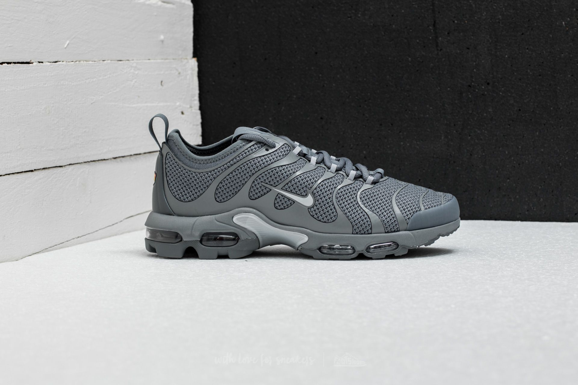Nike Air Max Plus TN Ultra Cool Grey  Wolf Grey-Cool Grey at a fb9406f8a