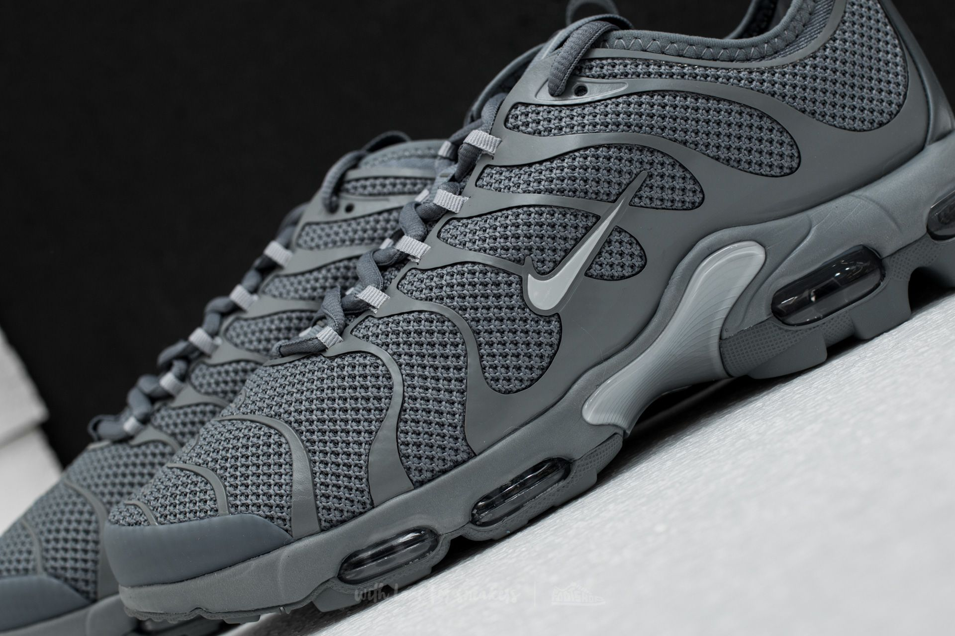 Nike Air Max Plus TN Ultra Cool Grey  Wolf Grey-Cool Grey at a c62eecddc195