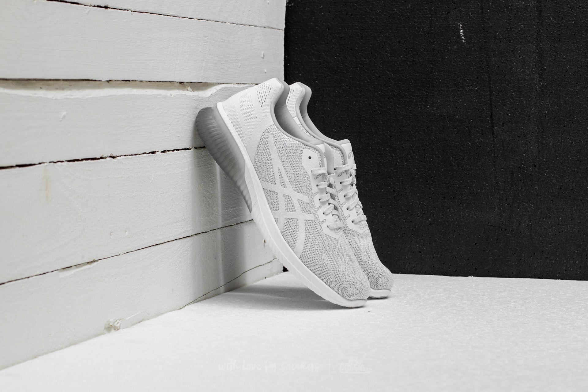 Asics Gel-Kenun White/ White/ Glacier Grey za skvělou cenu 1 690 Kč koupíte na Footshop.cz