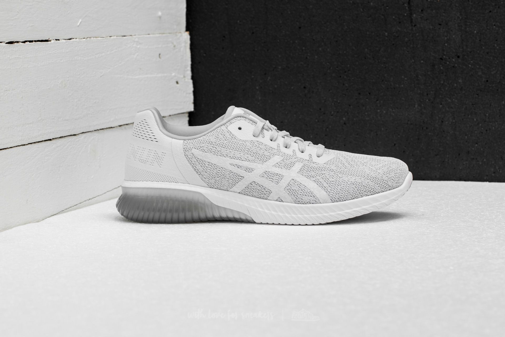 Men's shoes Asics Gel-Kenun White