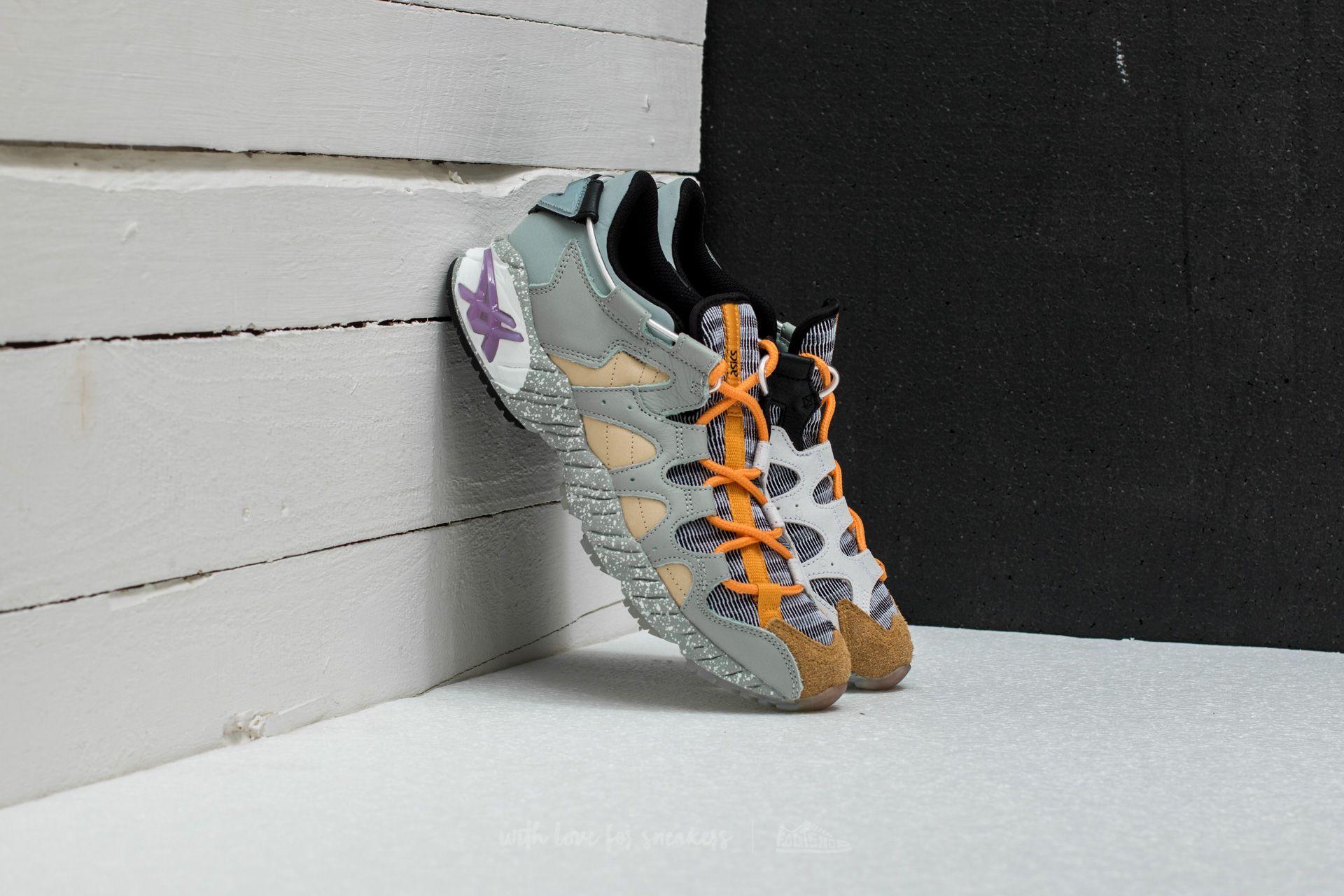huge selection of 9ec25 3d8ba Asics x Bodega Gel-Mai White/ Frosty Green | Footshop