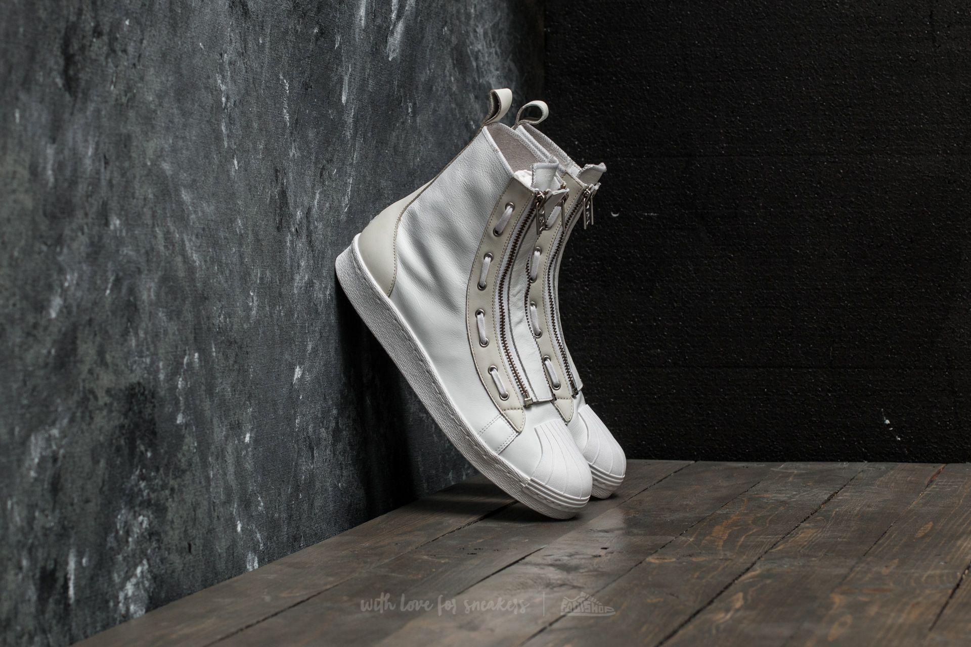 Y-3 Pro Zip Ftw White/ Ftw White/ Ftw White za skvělou cenu 5 590 Kč koupíte na Footshop.cz