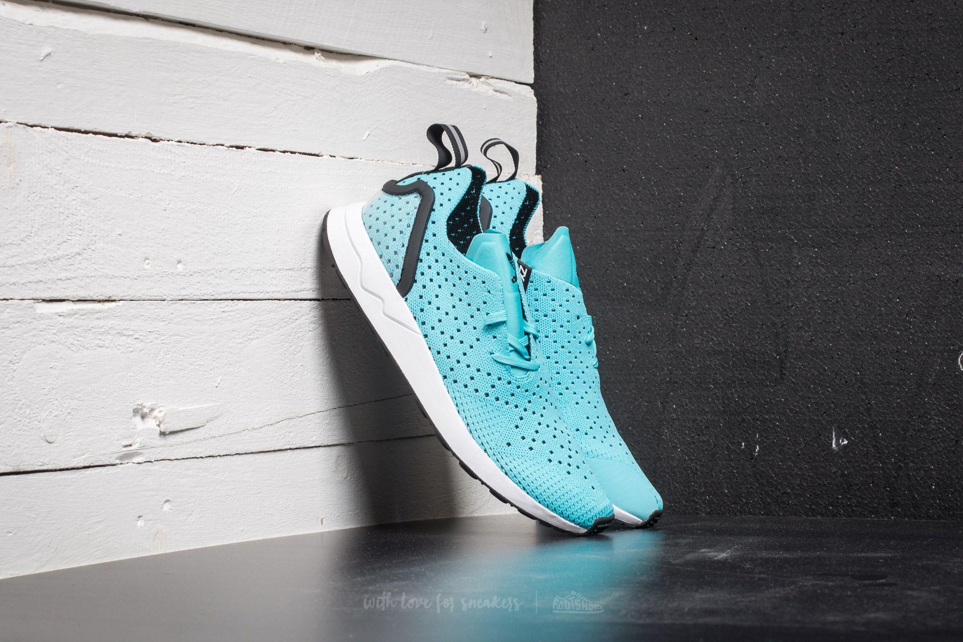 cascada Minero convergencia  Men's shoes adidas ZX Flux ADV ASYM PK Blue Glow/ Core Black/ C