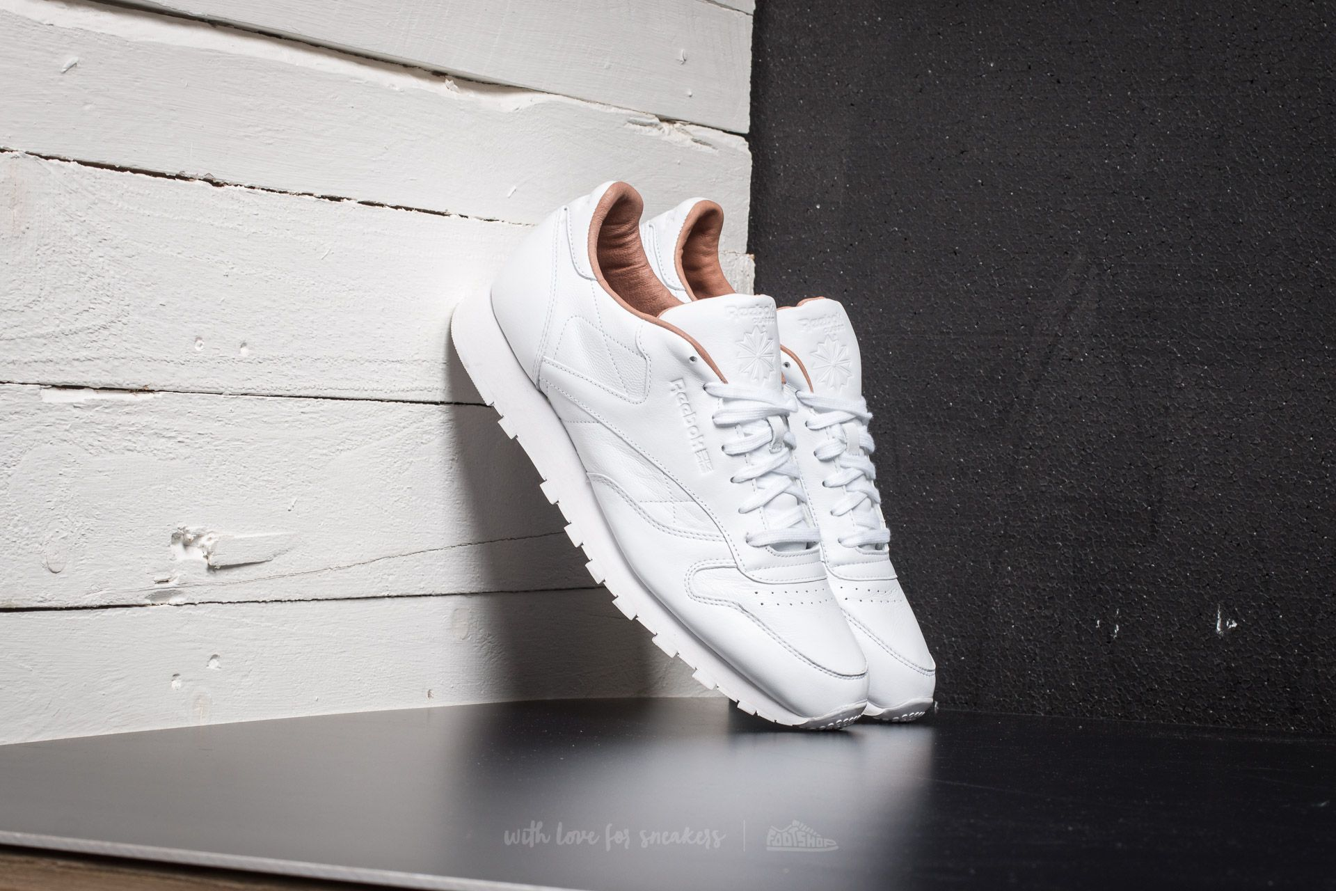 Reebok Classic Leather PN White  8c1632dfc