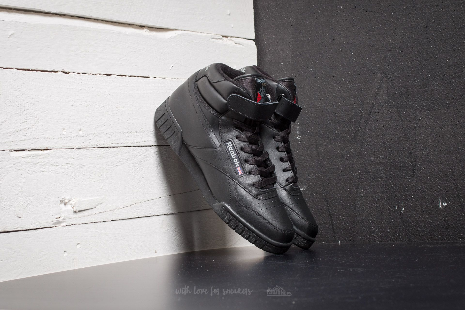 47431b562f0d Reebok Ex-O-Fit Hi Black at a great price 55 € buy at