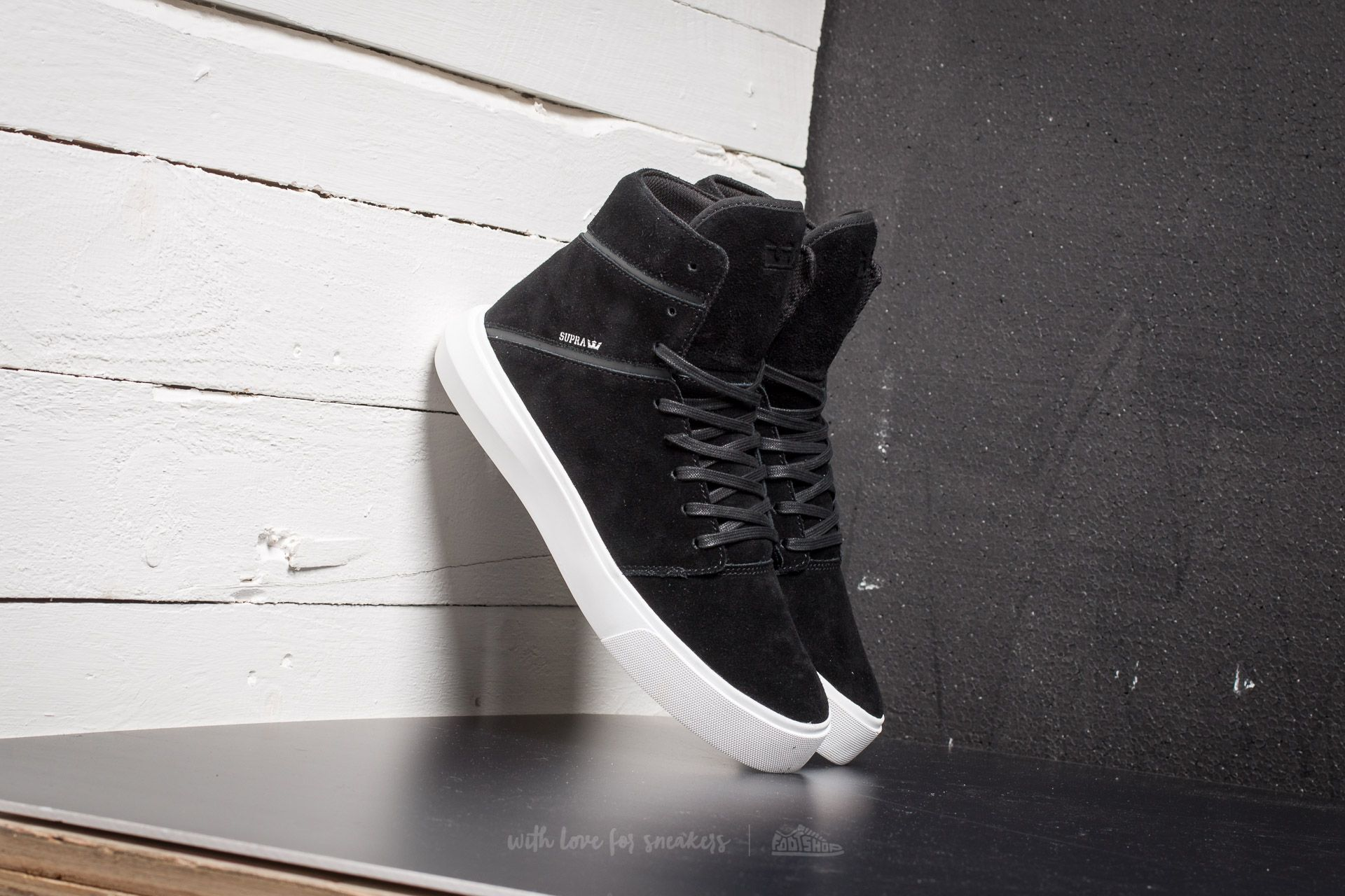 Men's shoes Supra Camino Black-White