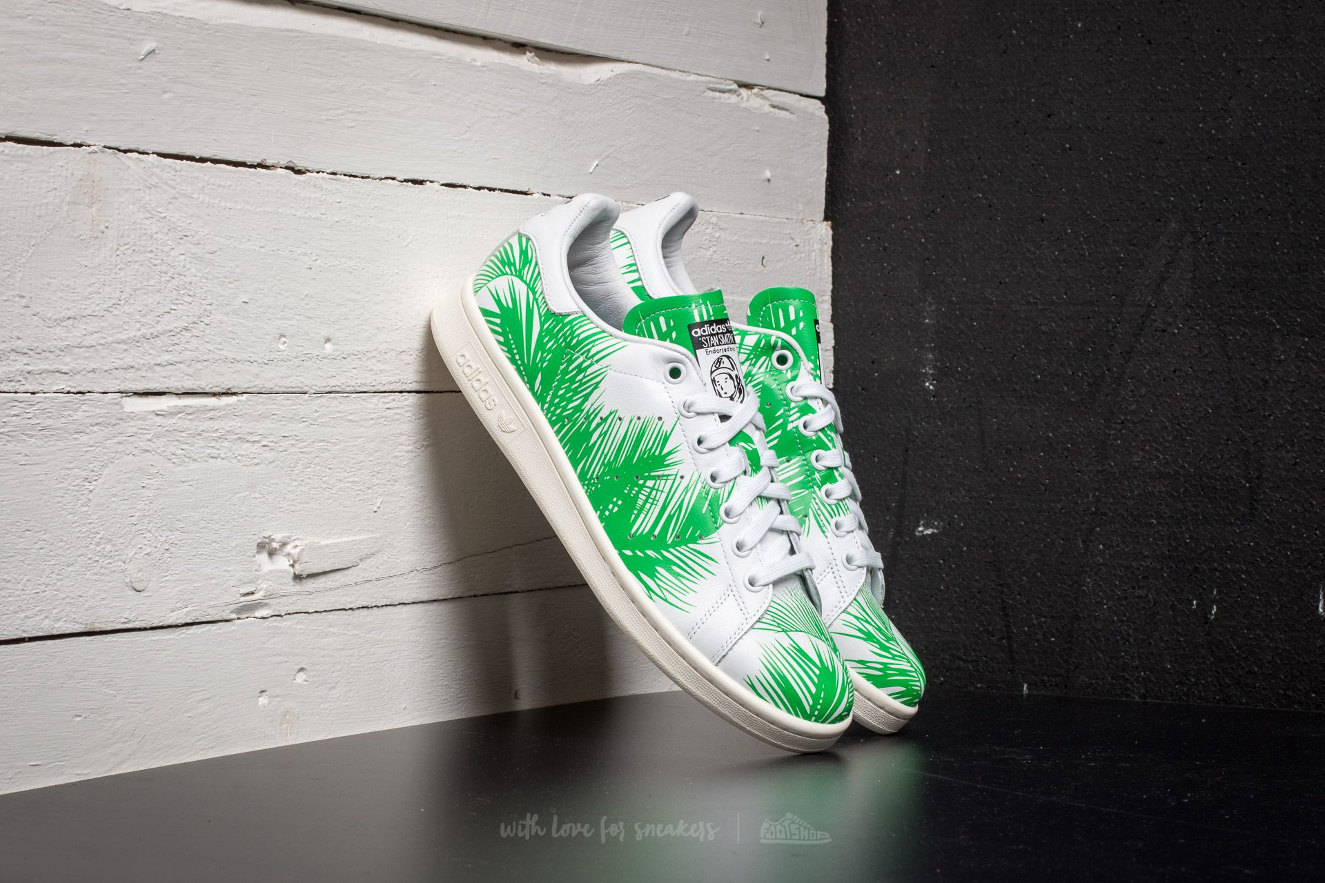 04e37e1dff3 adidas Pharrell Williams Stan Smith Billionaire Boys Club Palm ...