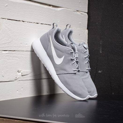 Nike Roshe Run (Wolf Grey White)