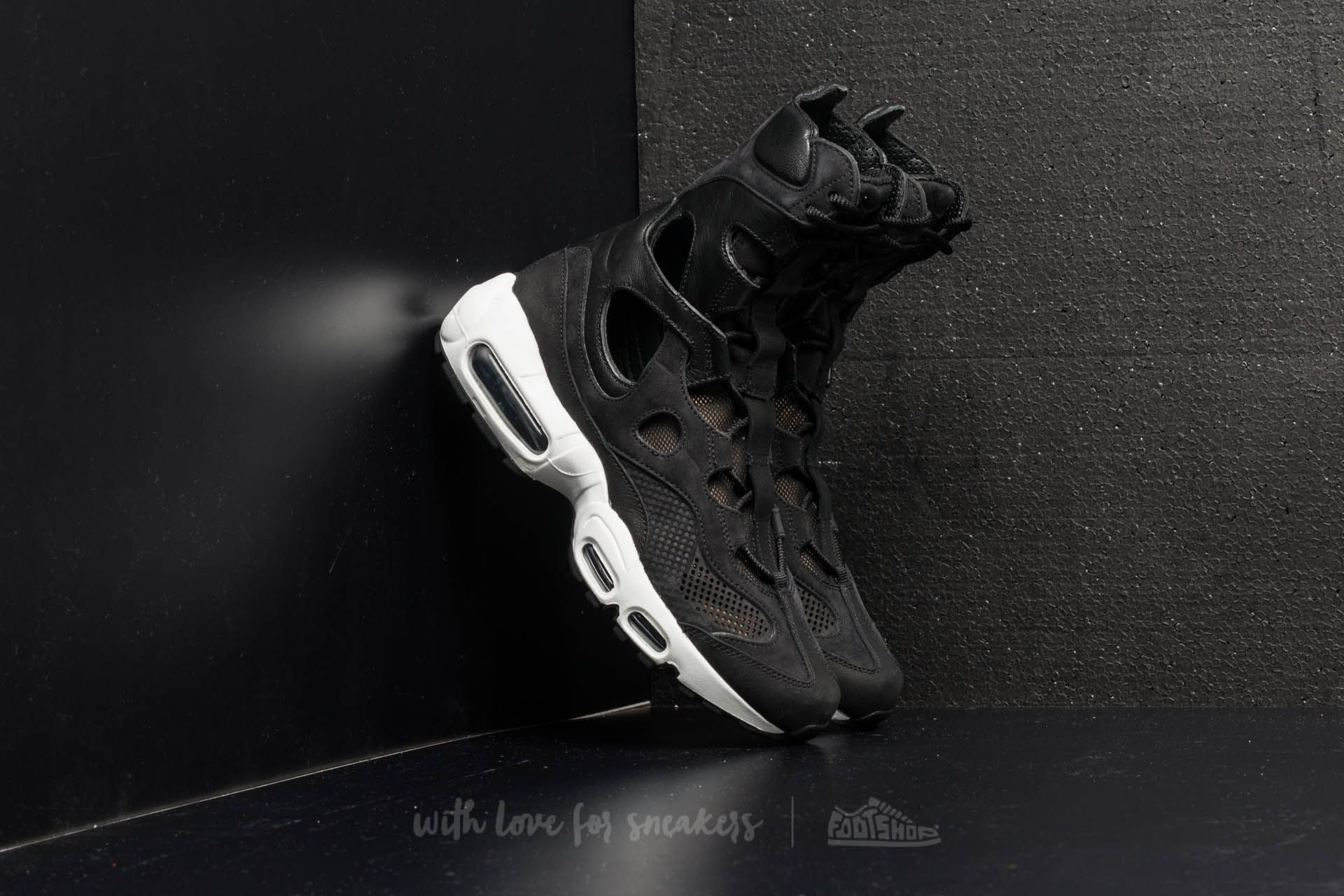 sélection premium b0577 ca160 NIKELAB Wmns Air Max 95 Empire Black/ Black | Footshop
