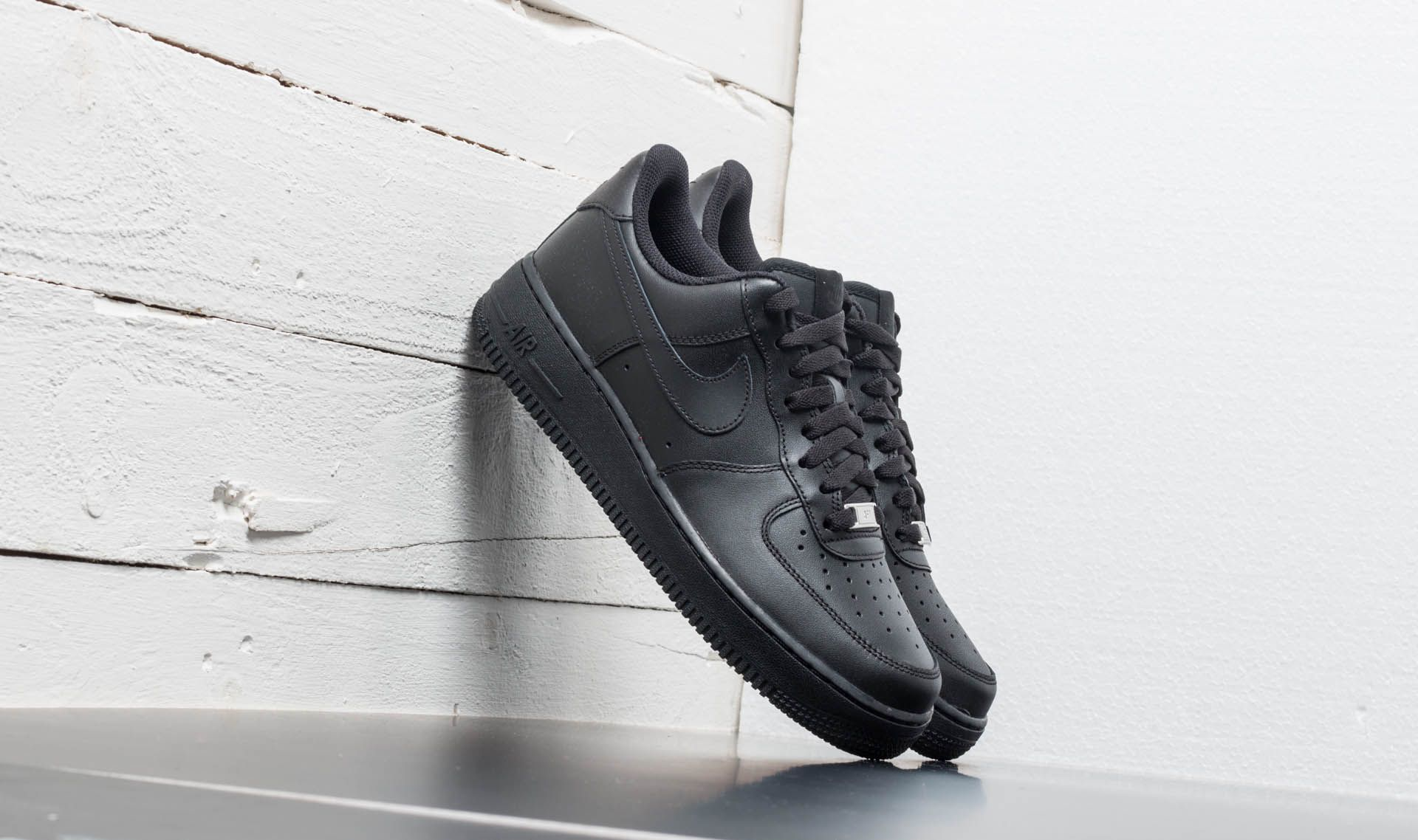 Nike Air Force 1 '07 Black/ Black EUR 45.5