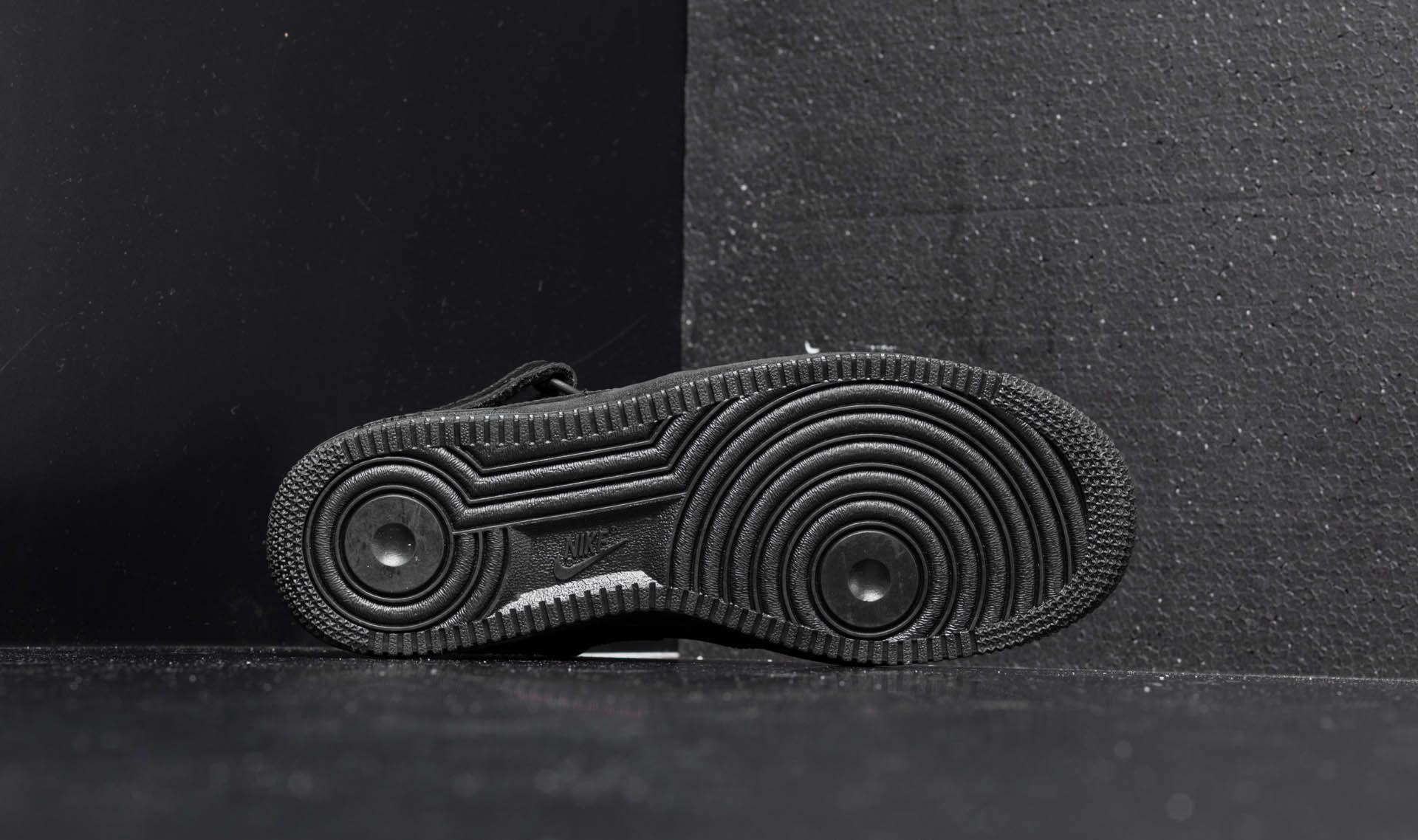 Nike Air Force 1 Mid '07 Black/ Black-Black
