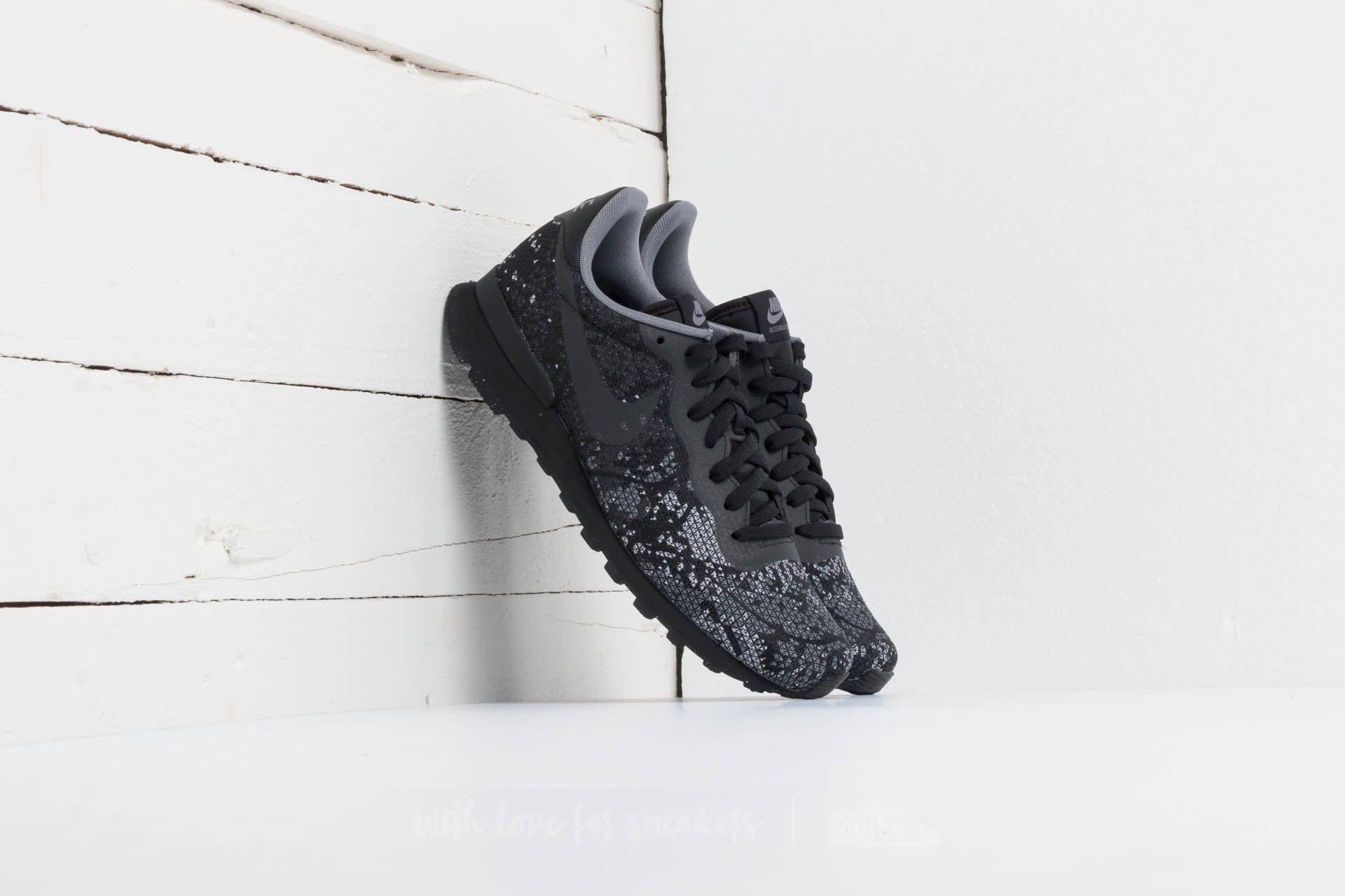 buy online 23cad 2be7b Nike Internationalist JCRD Black  Black-Dark Grey- Wolf Grey