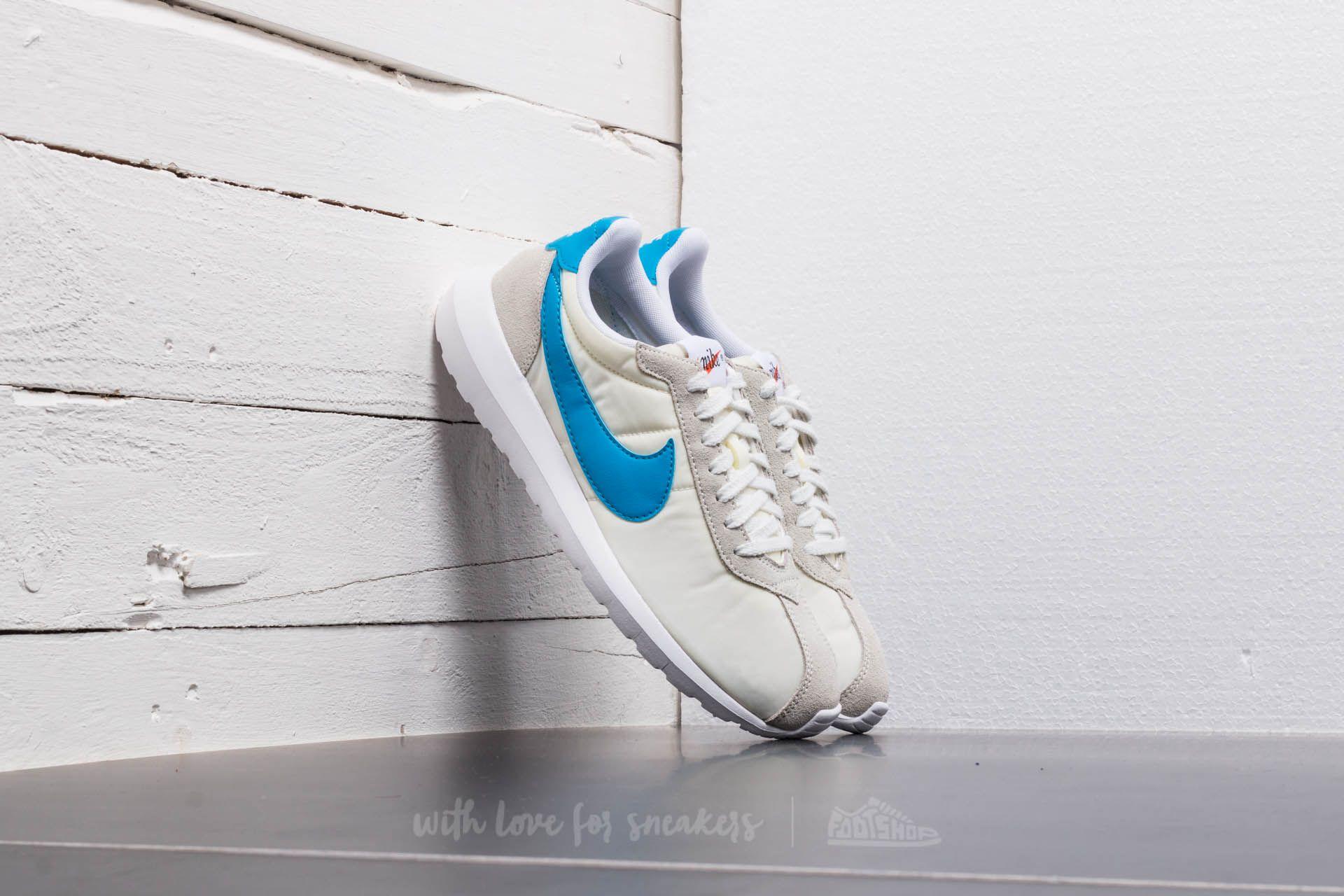 promo code 3202c 19a08 Nike Roshe LD-1000 Summit White  Blue Glow-White-Safety Orange