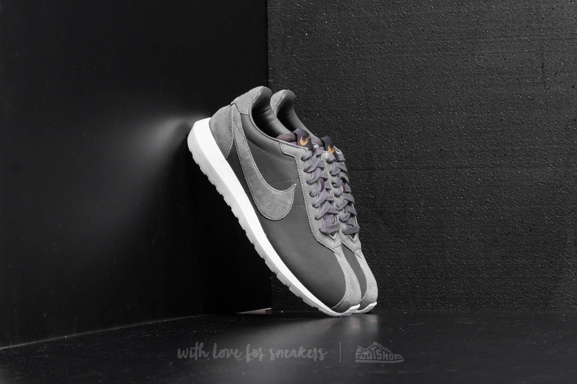 check out d26f1 39498 Nike Roshe LD-1000 Premium QS Dark Grey  White-Metallic Gold Black