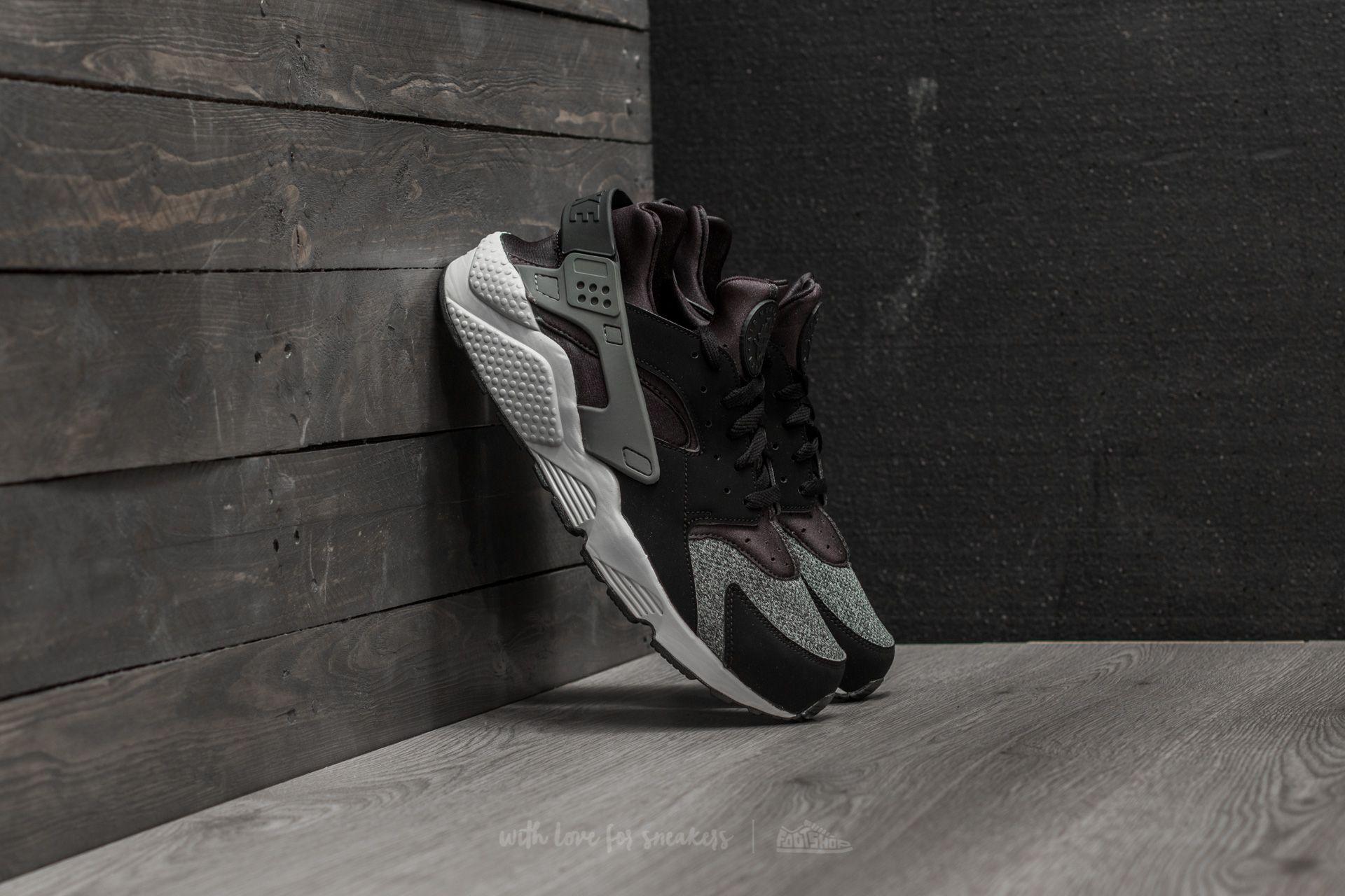 huge discount 8d312 4cfea Nike Air Huarache Black/ Anthracite-Pure Platinum | Footshop
