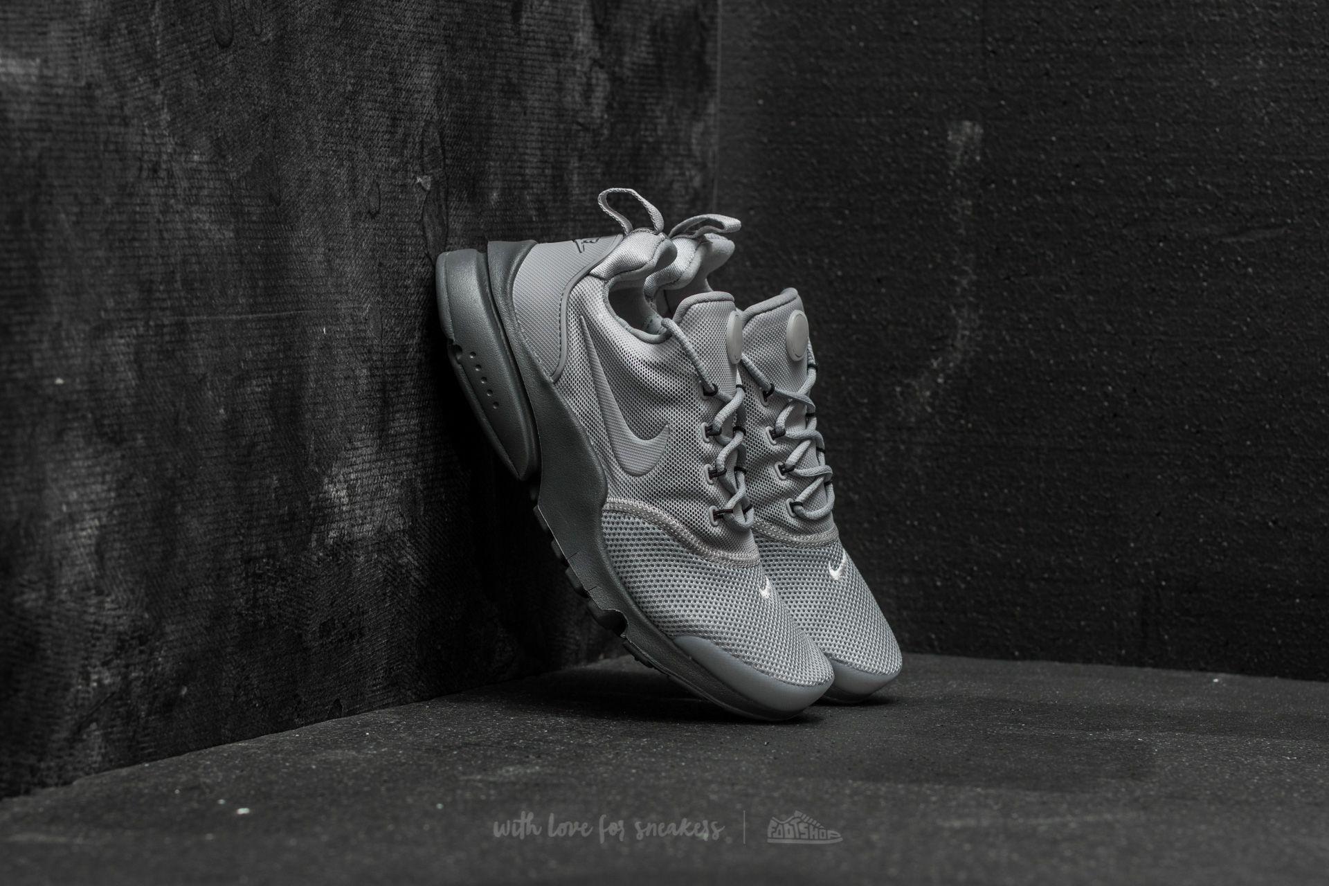 c64c8679eda0 Nike Presto Fly (GS) Wolf Grey  Wolf Grey-Dark Grey