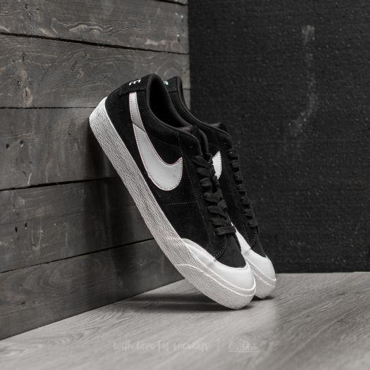 Nike SB Blazer Zoom Low XT Black/ White-Gum Light Brown | Footshop