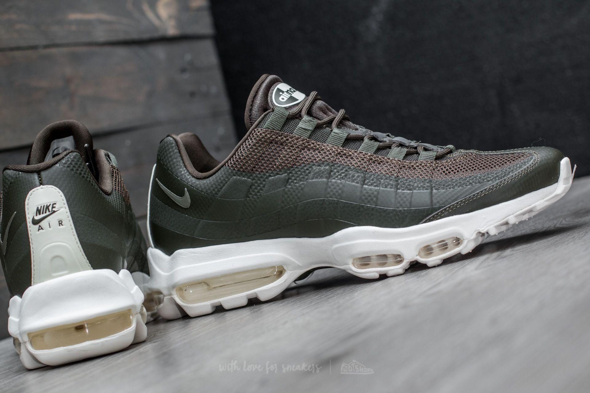 Homme Nike Air Max 95 Ultra Essential Sneaker Cargo Khaki