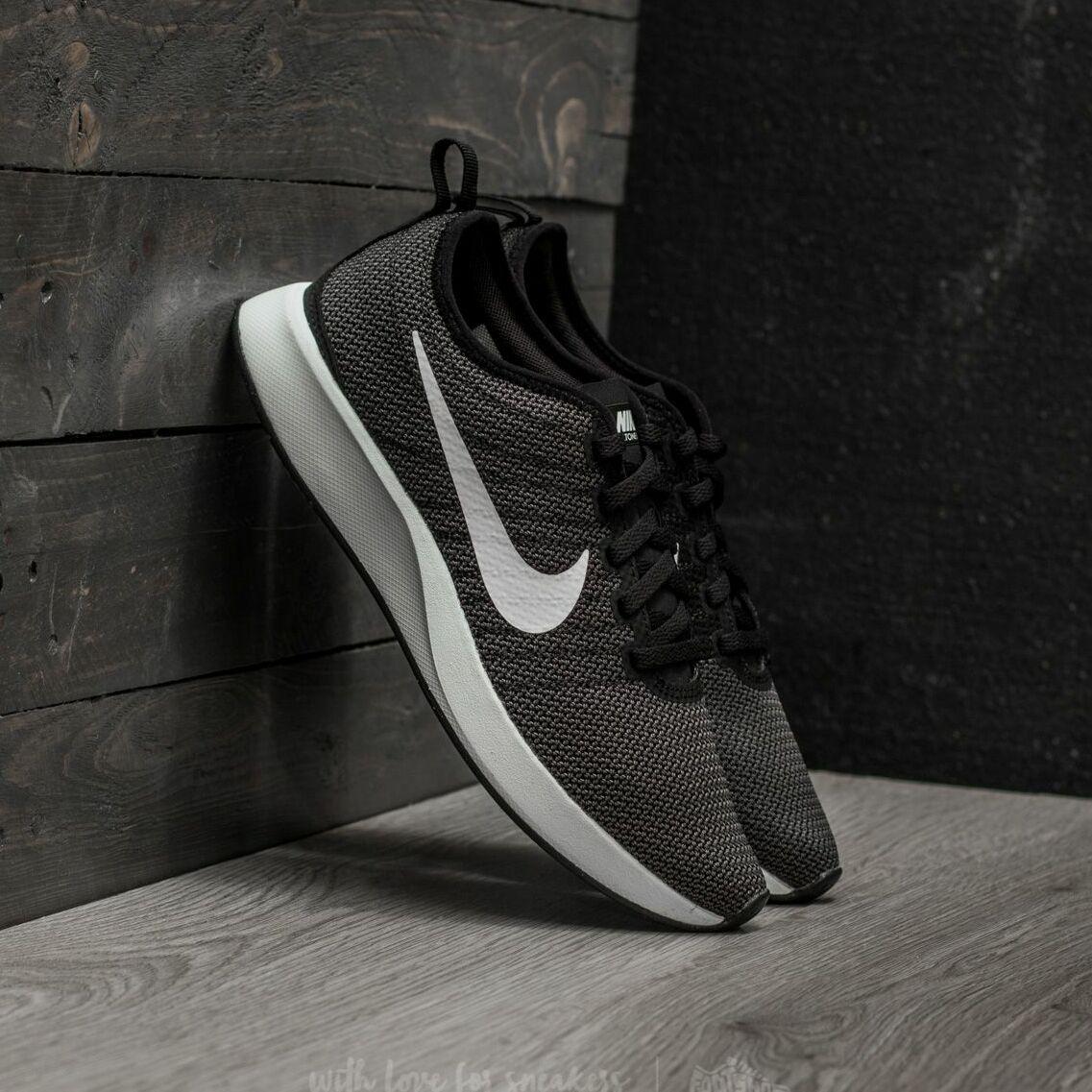 Nike Wmns Dualtone Racer Black/ White-Dark Grey EUR 35.5