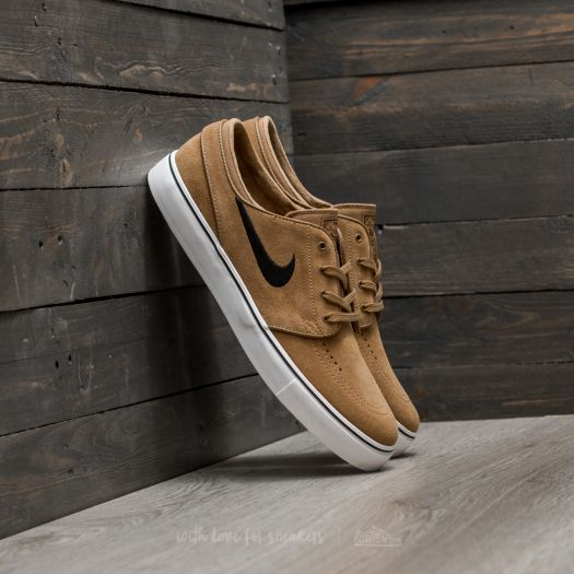 kupuję teraz wiele stylów San Francisco Nike Zoom Stefan Janoski Golden Beige/ Black | Footshop