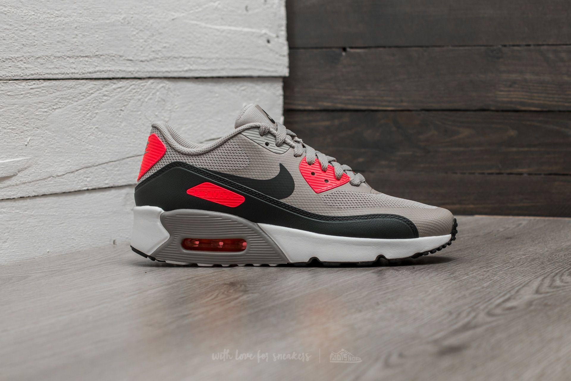 Air Max 90 Ultra 2.0 Essential Cobblestone Anthracite