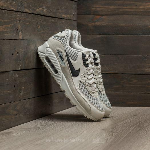 Nike Air Max 90 Essential Light Bone Black Black Footshop  Footshop