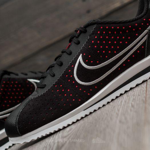 Nike Cortez Ultra Moire 2 Black/ Wolf Grey-Solar Red   Footshop