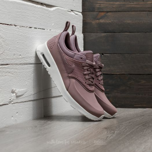 Nike Wmns Air Max Thea Premium Leather Taupe Grey Taupe