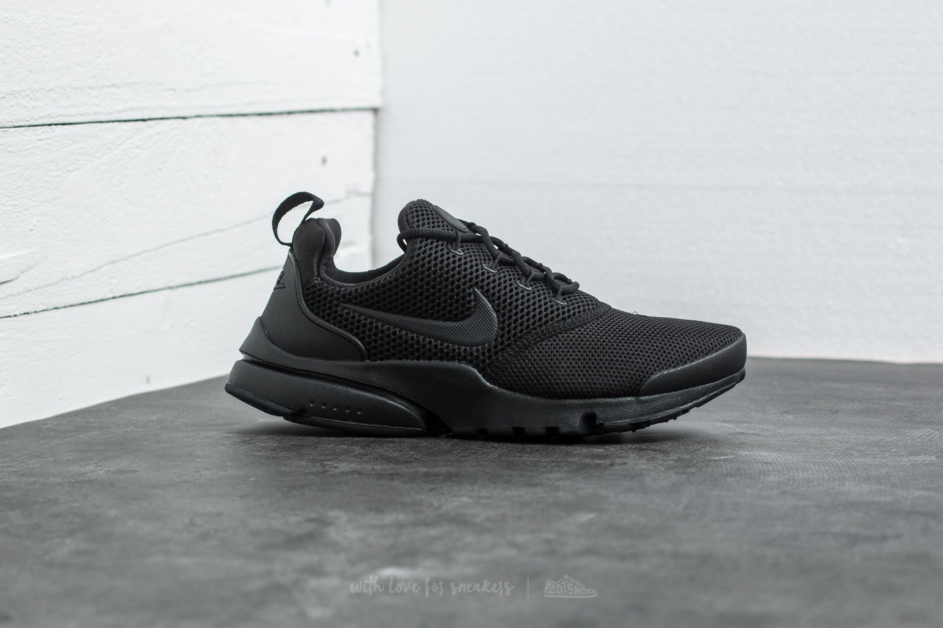Nike Presto Fly (GS) Black  Black-Black at a great price 73 33348f1d0