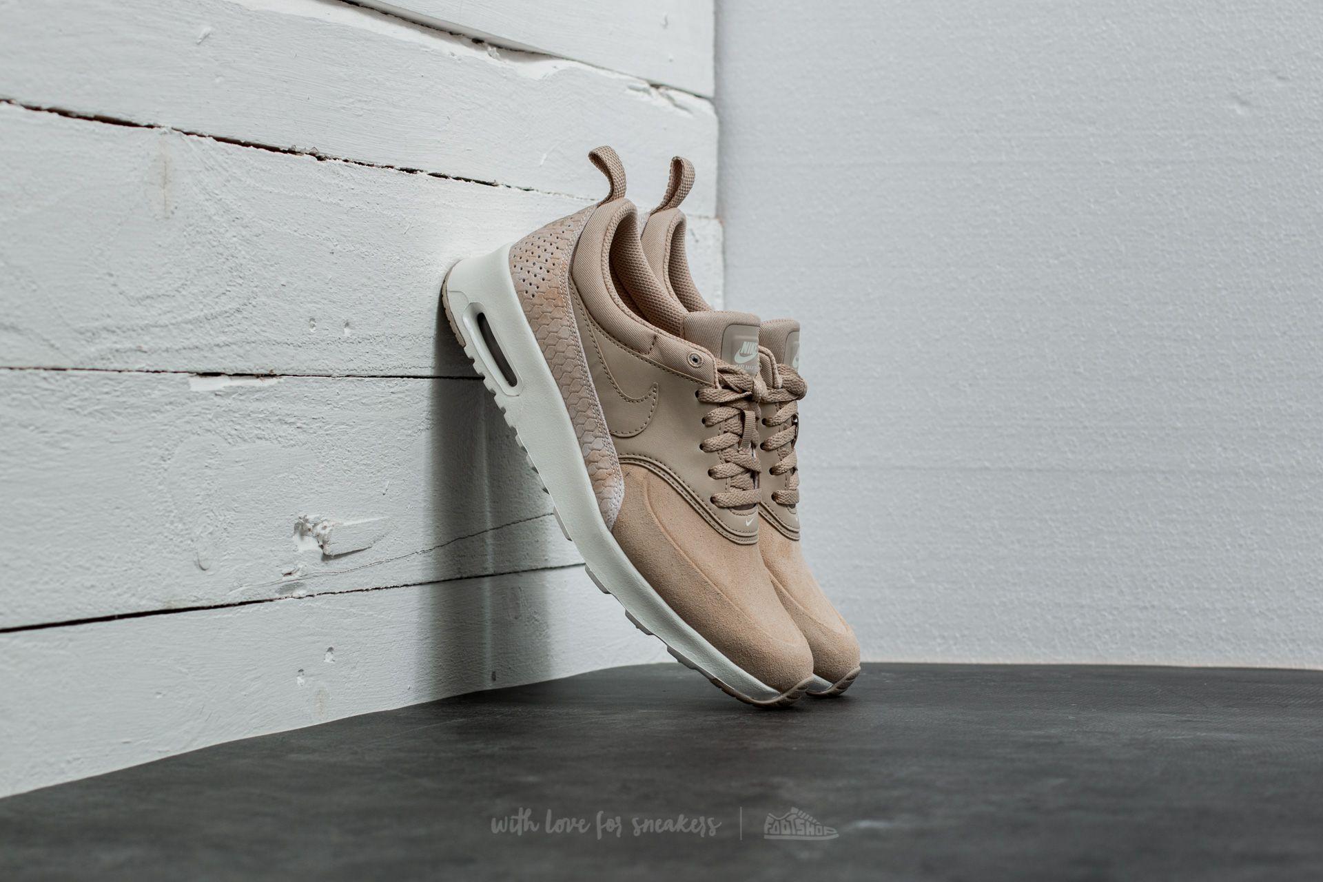 273baf4413d1 Nike Wmns Air Max Thea Premium Linen  Linen-Sail