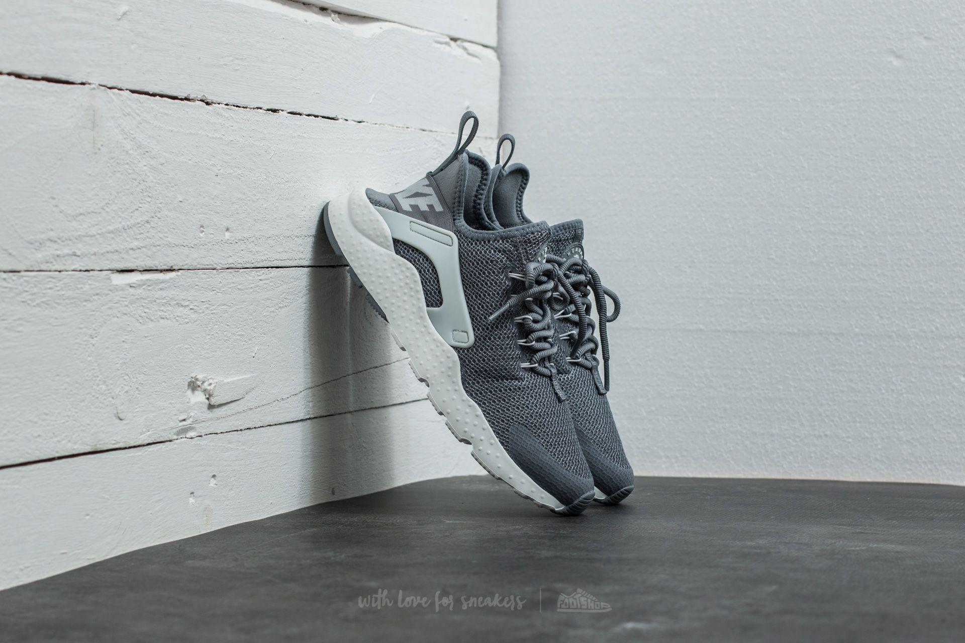 e37c77f2a2 Nike W Air Huarache Run Ultra Cool Grey/ Pure Platinum | Footshop