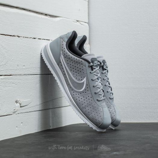 online retailer 85d5a 7caca Nike Cortez Ultra Moire 2 Wolf Grey/ White-Dark Grey | Footshop