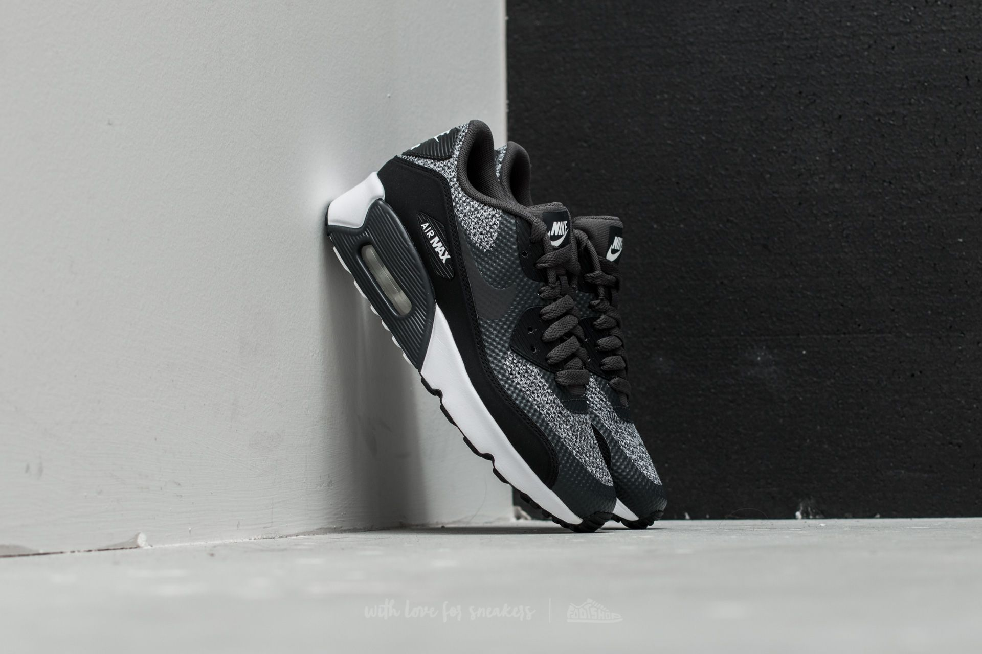 acheter pas cher 43ee3 dc3be Nike Air Max 90 Ultra 2.0 SE (GS) Anthracite/ Black-White ...