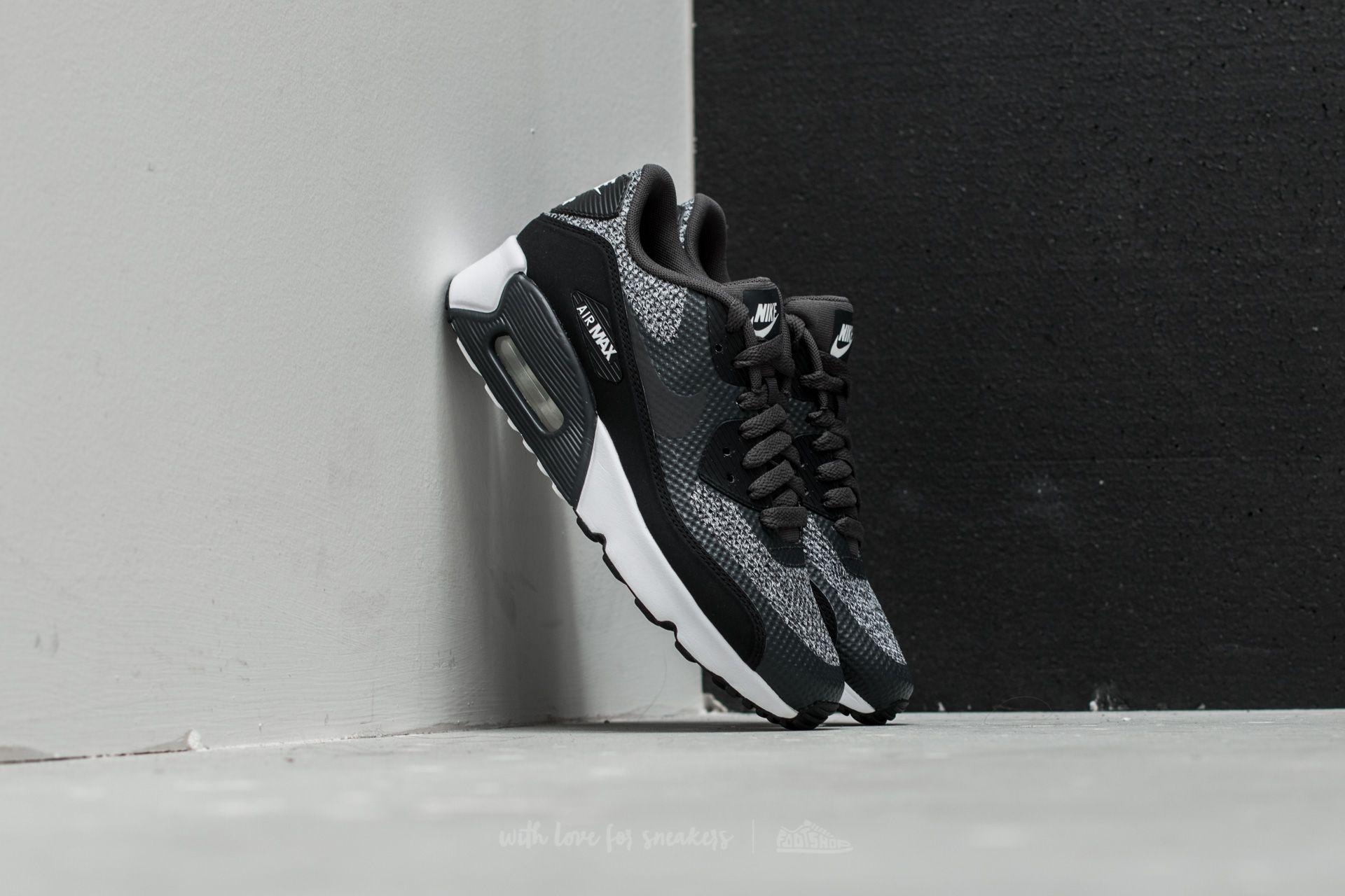 buy online 6984c 7b58d Nike Air Max 90 Ultra 2.0 SE (GS) Anthracite/ Black-White-White ...