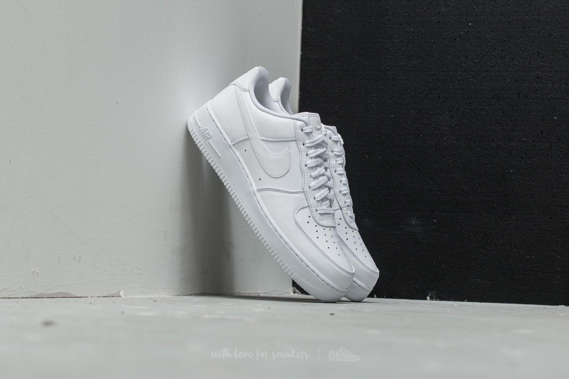 Nike Air Force 1 '07 Premium White/ White-White za skvelú cenu 128 € kúpite na Footshop.sk