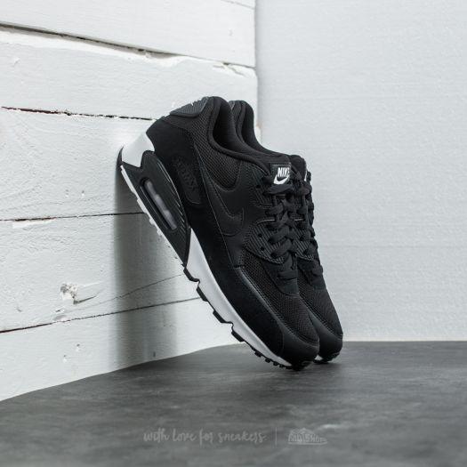 Nike Air Max 90 Essential Black Black Metallic Gold | Footshop