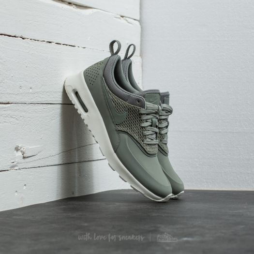 Nike Wmns Air Max Thea Premium Leather Dark Stucco Dark Stucco Sail   Footshop