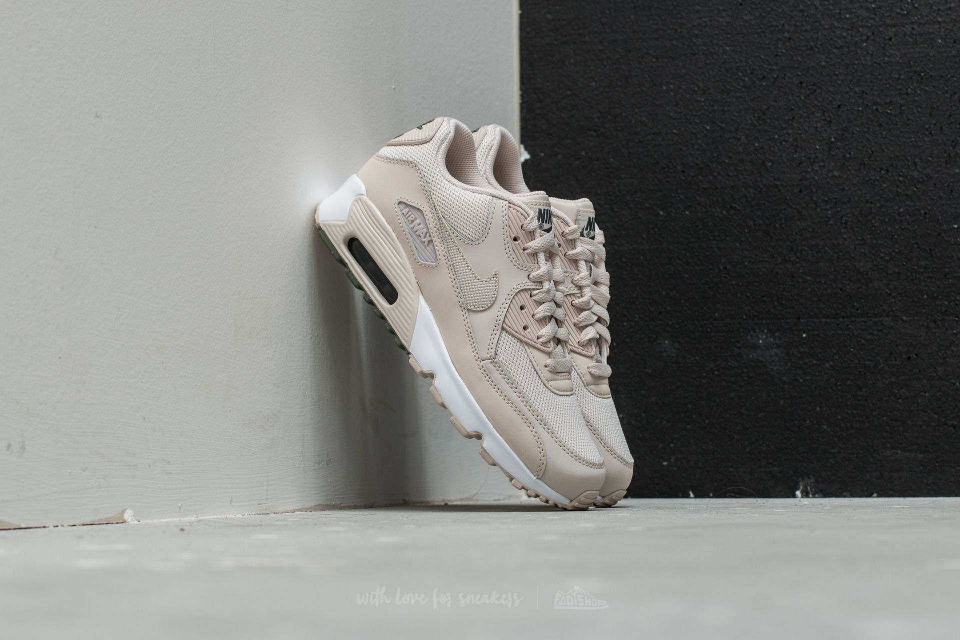 Nike Air Max 90 Mesh (GS) Light Orewood Brown Light Orewood Brown | Footshop