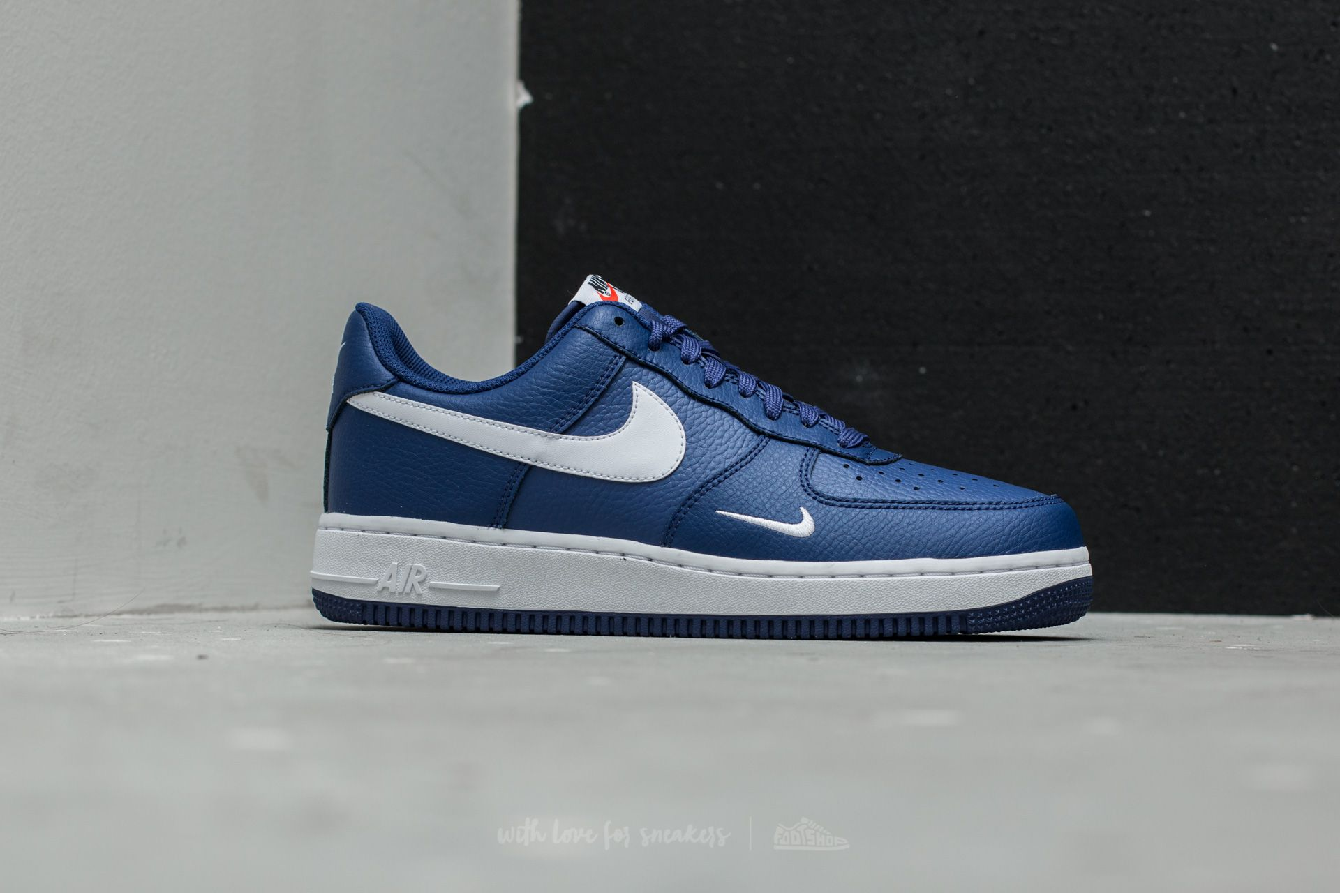 Deep Air 1 Royal Nike Force WhiteFootshop Blue hCsxotQBdr