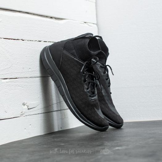 Nike Free Hypervenom 3 Flyknit Black Black Anthracite