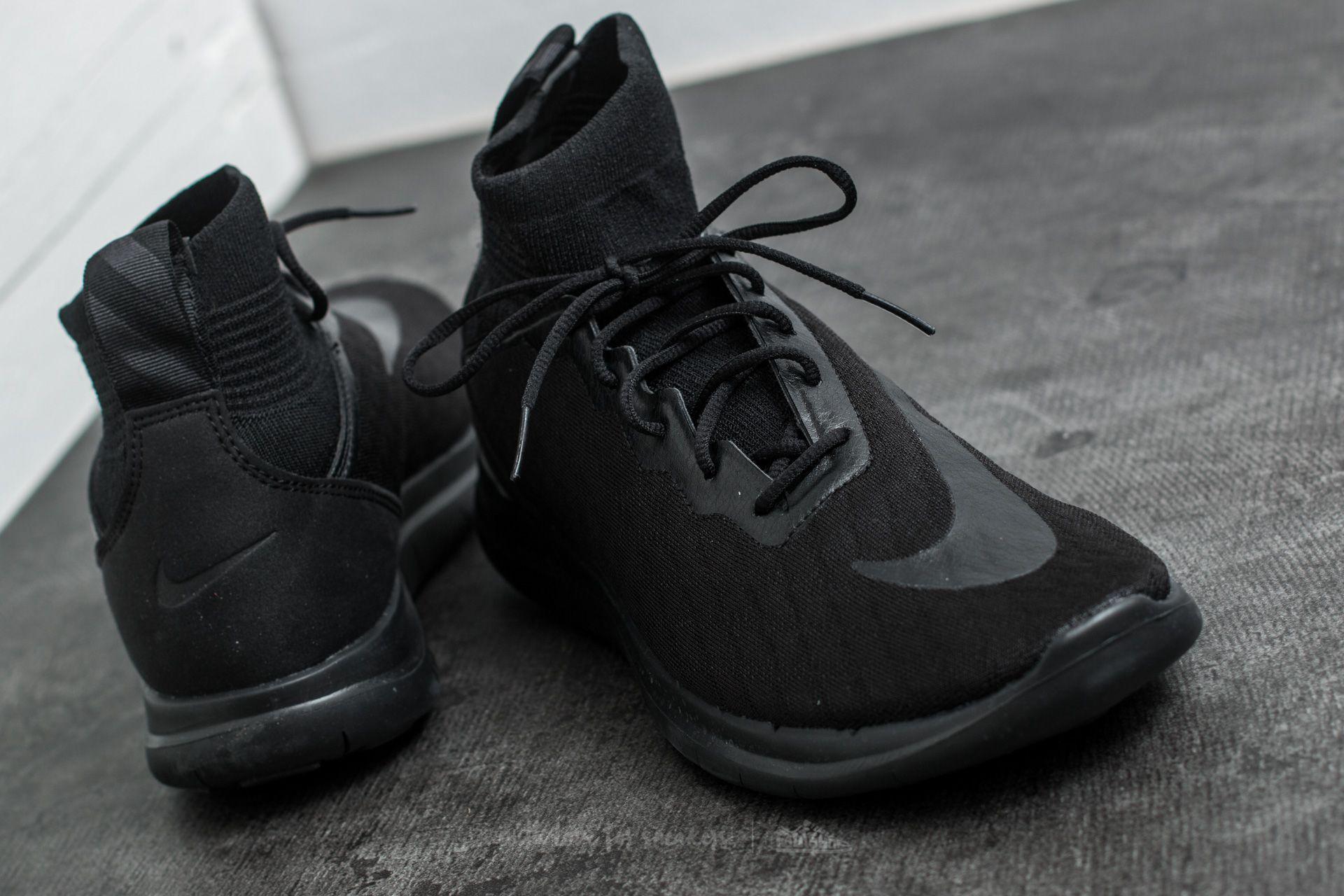 the latest 082b0 7ae81 Nike Free Hypervenom 3 Flyknit Black/ Black-Anthracite ...